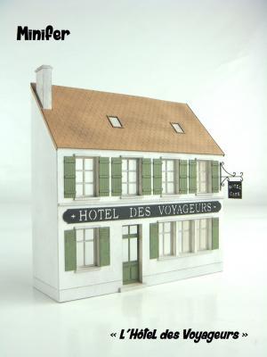 Hotel of travelers (HO)