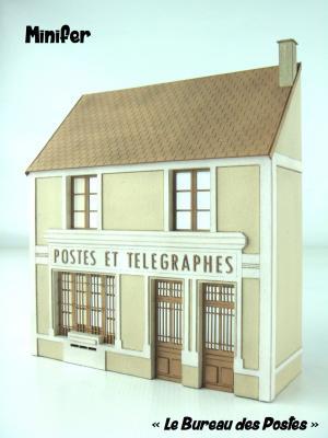 Le Bureau des Postes (HO)