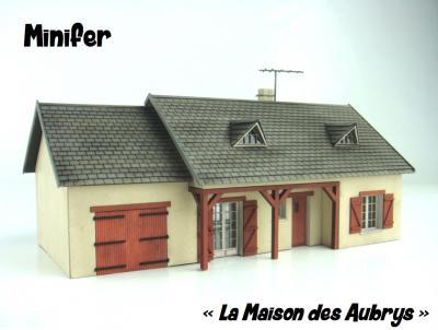 The Aubrys' house (HO)