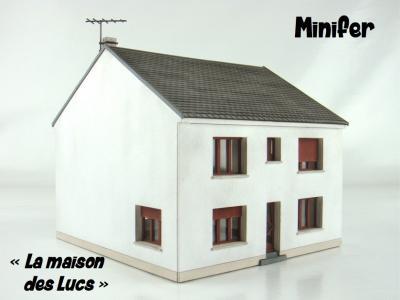 """""""Les Lucs"""" house (HO)"""