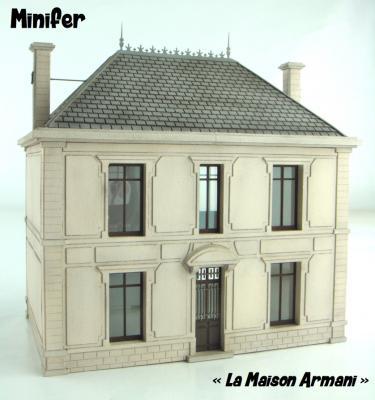 The Armani house (HO)