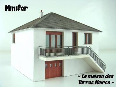 """""""Les Terres Noires"""" house (HO)"""