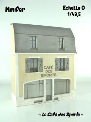 Le Café des Sports (O)