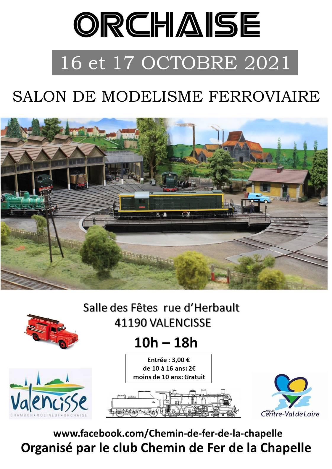 Affiche expo orchaise 1