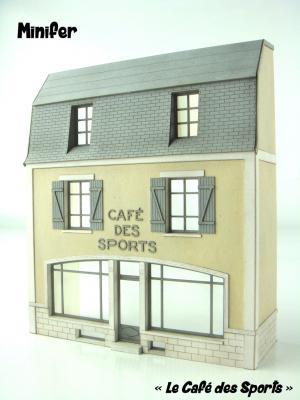 Le Café des Sports (HO)