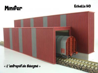 Sévigné's warehouse (HO)
