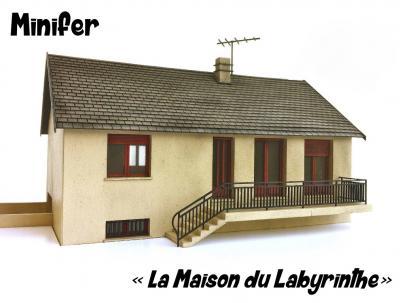 La Maison du Labyrinthe (HO)