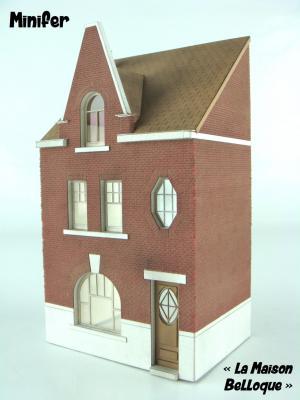 Das Bellockhaus (HO)