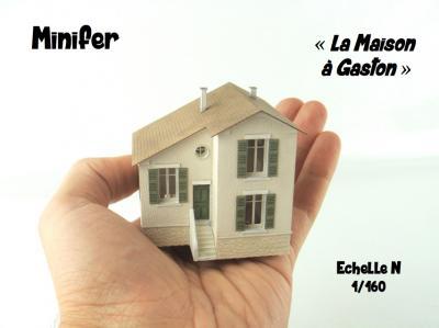 La Maison à Gaston (N)