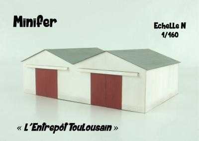 Toulousain's wharehouse (N)