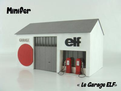 Le Garage ELF (HO)